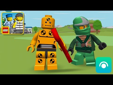 LEGO Juniors Quest - Gameplay Walkthrough (iOS, Android)