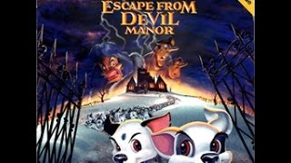 101 Dalmatians - Escape From DeVil Manor [Longplay]