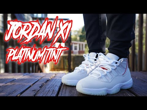 e146d3bf7a6faf Download JORDAN 11 PLATINUM TINT REVIEW AND ON FOOT 4K MP3