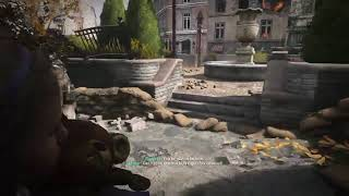 Call of Duty WWII Mission 6 COLLATERAL DAMAGE