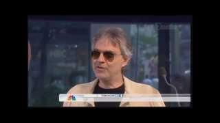 Andrea Bocelli - Perfidia, June 2013