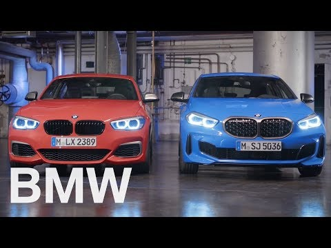 BMW vs BMW. The BMW 1 Series. 2nd vs 3rd generation.