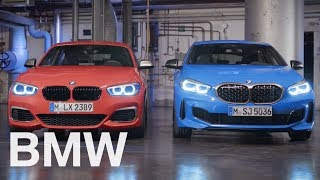 YouTube Video DnU8Pa_om9M for Product BMW 1 Series Hatchback (F40) by Company BMW in Industry Cars