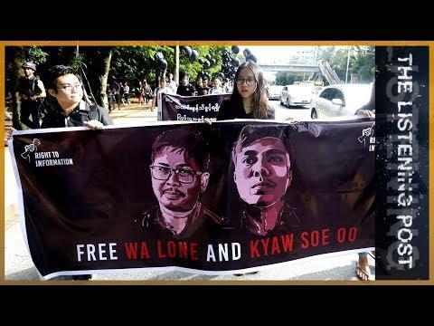 🇲🇲 The Perils of Journalism in Myanmar | The Listening Post (Lead)