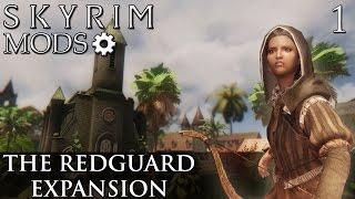 Skyrim Mods: The Redguard Expansion - Part 1