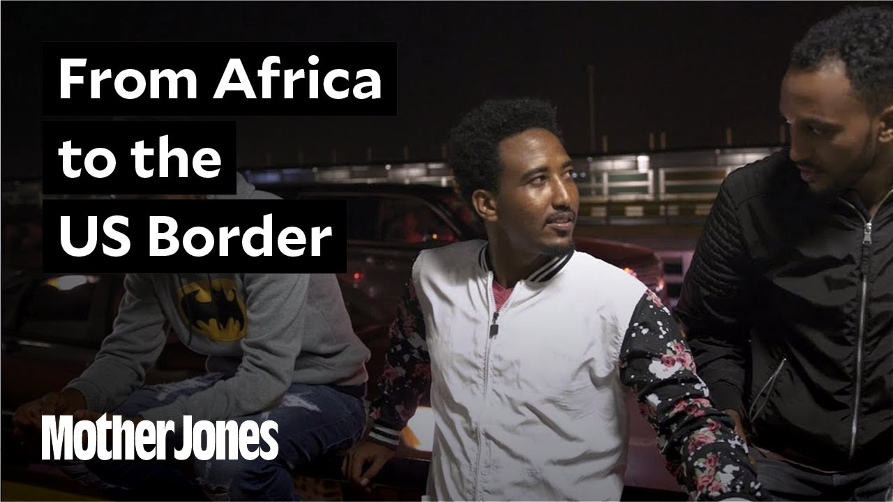 More African Asylum-Seekers Are Risking It All to Get to the US thumbnail