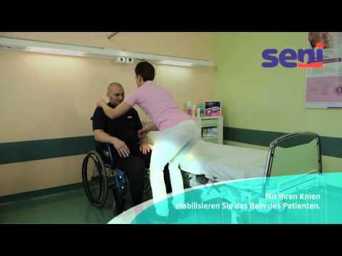 Behandlung von degenerativen Bandscheibenerkrankungen der Halswirbelsäule Folie