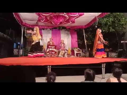Sonu dancer Tejaji ke natak Sultanpur(6)