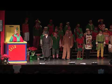 Alexandria Harmonizers - Christmas Show - 2018 - Act 1