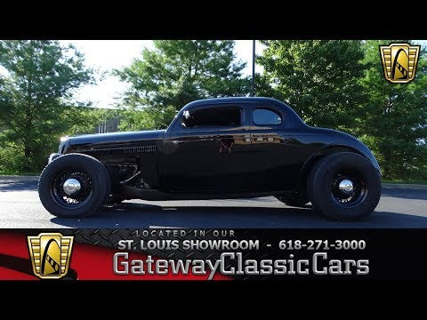 1936 Plymouth Coupe for Sale - CC-1019581