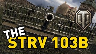 World of Tanks || the STRV 103B
