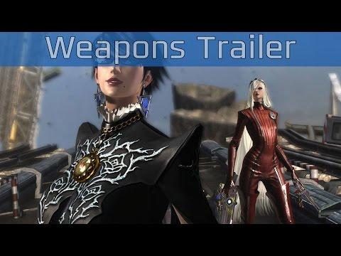 Видео № 1 из игры Bayonetta 2 (Б/У) [Wii U]