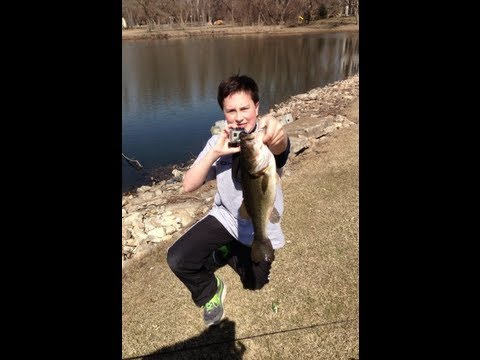 Tips On Catching Early Spring Bass