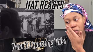 101: Live Lil Baby The Bigger Picture Reaction   🚨Spoiler Alert: I Cried   Nat Reacts