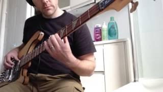 Waterfall - bass cover