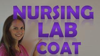 Tips For Buying A Nursing Lab Jacket Coat As A Nursing Student & Nurse