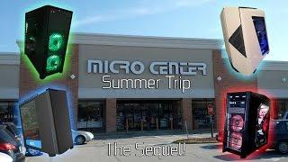 Micro Center Summer Trip 2016