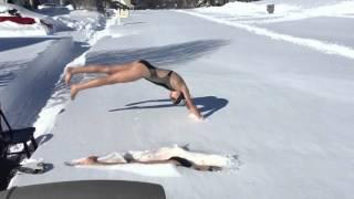 Gemma Girls Snow Swim