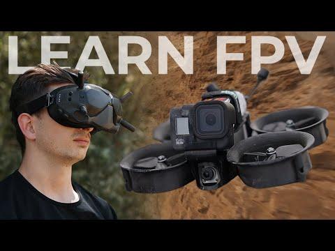 5 Steps to Start Flying FPV!