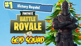 PLAYING WITH THE TOP FORTNITE GOD SQUAD!!! - FORTNITE BATTLE ROYALE GAMEPLAY