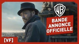 Les Animaux Fantastiques : Les Crimes de Grindelwald - Bande Annonce Officielle Comic-Con (VF)