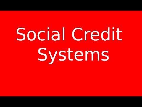 Technocracy - Finale - Social Credit System