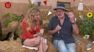 Fish Interview At Ramblin' Man Fair 2018