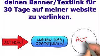 Platziere deinen Banner oder Textlink auf meiner IM Service Center Website