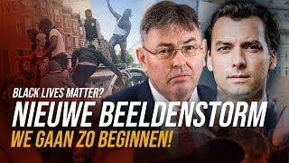 BLM? Nieuwe Beeldenstorm! (met Derk-Jan Eppink) - FVD Journaal #26
