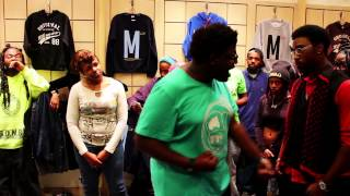 IMBL - Tha Kid From Mars vs. Playa Blaze - Elimination Night 2014