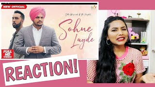 South Indian Reacts To SOHNE LAGDE | Sidhu Moose Wala | The PropheC | Latest Punjabi songs