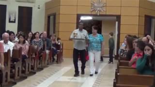 Canto de Ofertório - Missa do 5º Domingo da Quaresma (06.04.2019)