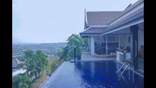 Baan Sawan | Amazing Panoramic Sea Views from this Four Bedroom Pool Villa for Sale in Rawai