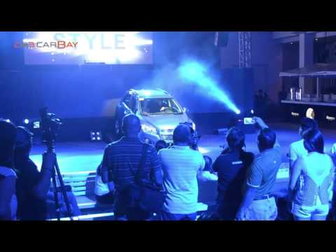 Chevrolet Trax Launch in Philippines | www.carbay.ph