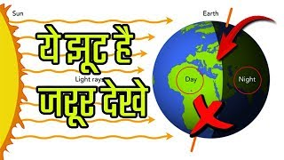 Why is the Sky Dark at Night ? in hindi | Reimagine reality