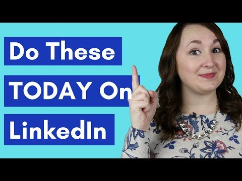 5 Things You Can Do TODAY To Get Noticed On LinkedIn