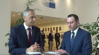 The Church of Jesus Christ of Latter-day Saints - European Union Office interviews Ján Figeľ