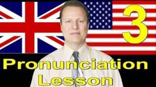 Learn English Skills: Peppy English Pronunciation - Lesson 3-Learn English with Steve Ford