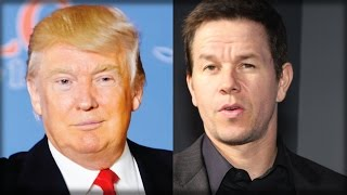 WHAT A SURPRISE! WHAT MARK WAHLBERG JUST DID FOR TRUMP TODAY WILL MAKE YOU SMILE!