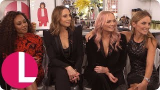 Spice Girls Talk Victoria Beckham, 'People Power' and Brexit in Exclusive Interview | Lorraine