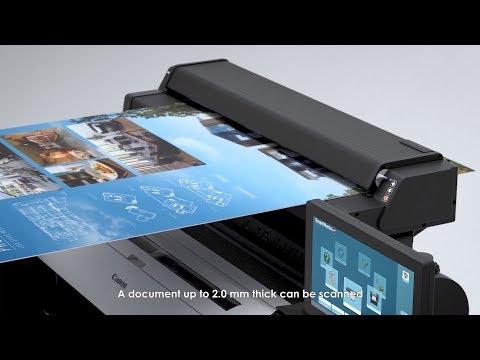 TM 5300 MFP L36EI Multifunction Large Format Printer