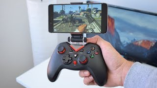 IMECOO Budget Bluetooth Gamepad for Android and PC  // Review