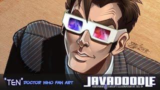 Doctor Who Fan Art: Ten