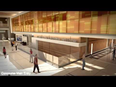Humber River Hospital Flythrough Video