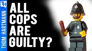 Why Do Police Departments Lie? (w/ Ben Jealous)