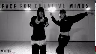 Zayn ft. Timberland - Too Much // Choreography by @seriousniels