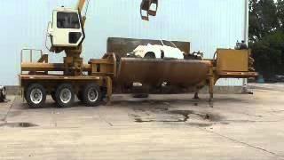 MAC Magnum Logger - Logging full framed vehicles