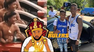 LIL IVY JR RESPONDS TO TOOTIE RAW BOOSIE GET YOUR SON BEFORE ITS TOO LATE