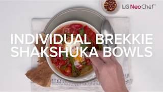 LG NeoChef - Shakshuka Breakfast Bowls Recipe
