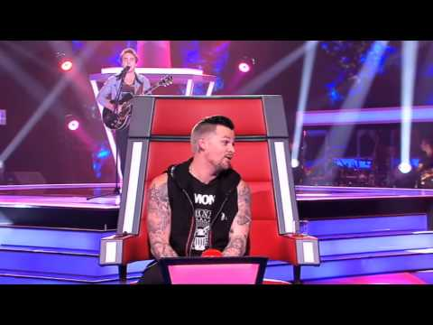 Chris Sheehy - One More Night - (Maroon 5)